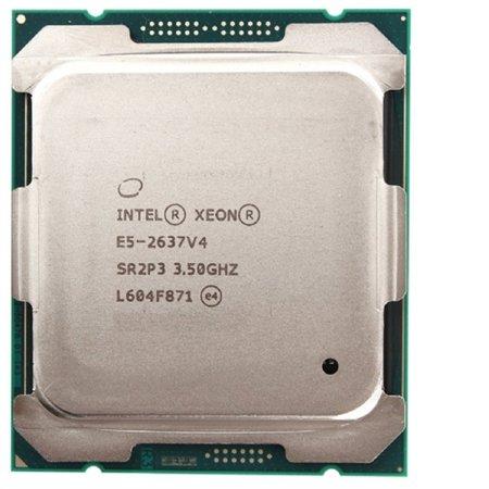 Intel Xeon E5-2637 v4 Quad-core (4 Core) 3.50 GHz Processor - Socket LGA 2011-v3 - OEM Pack (Not in