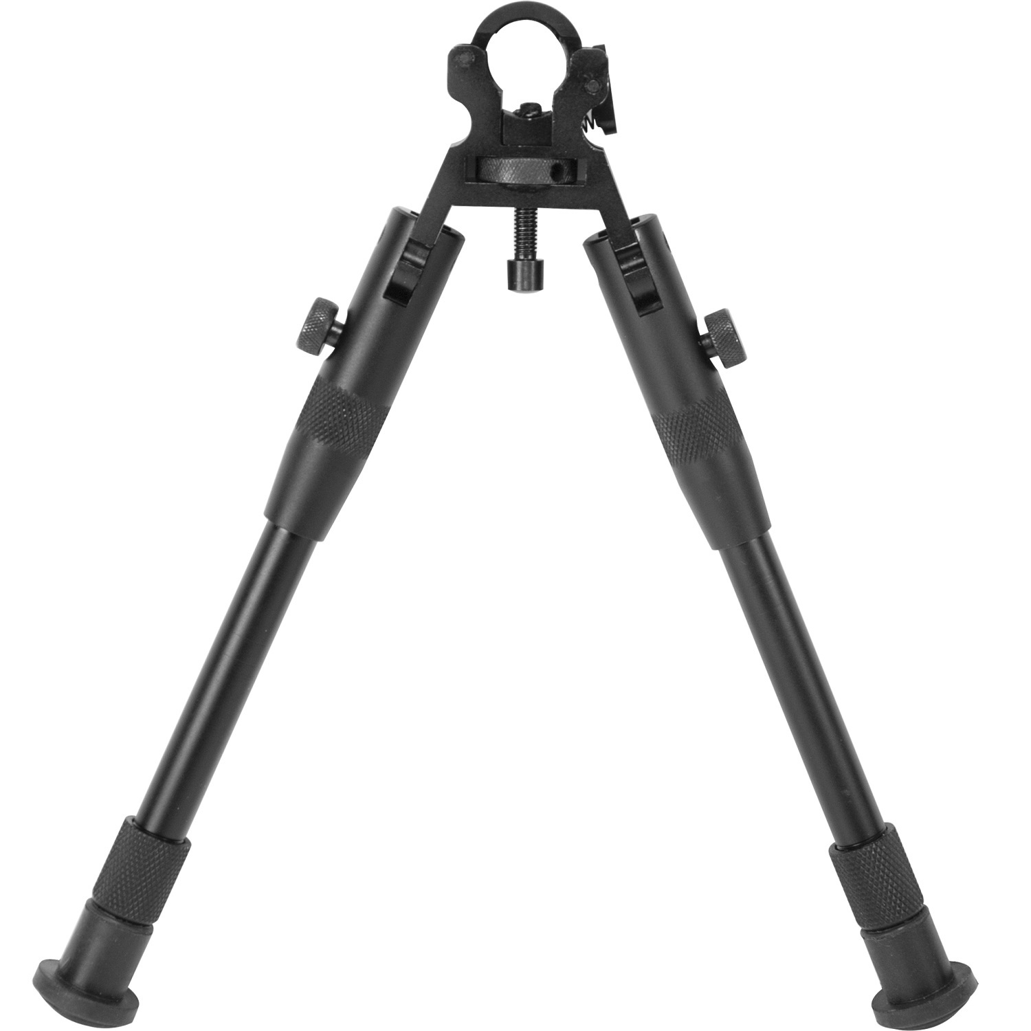 Barska Barrel Clamp High Height Bipod with Adjustable Legs
