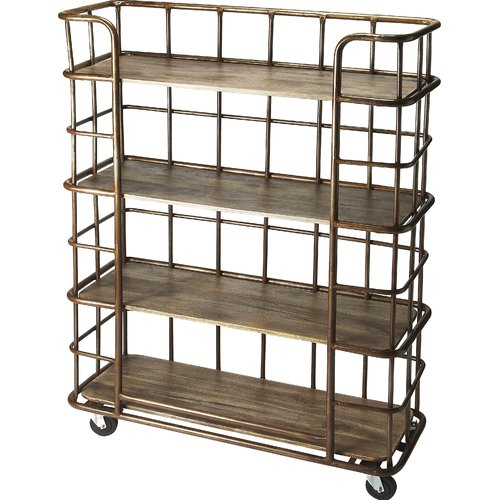 17 Stories Kacey 65'' Etagere Bookcase by