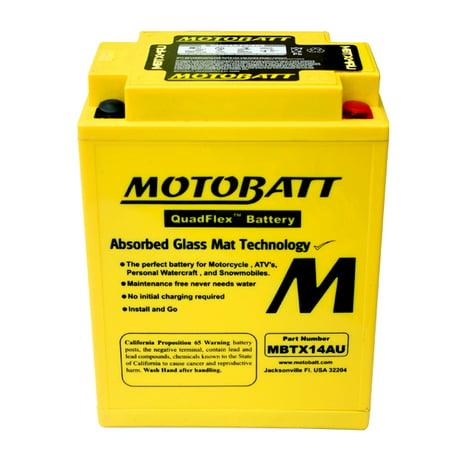 Battery For Polaris Sportsman 300 335 350 400 450 500 550 570 800 ATV