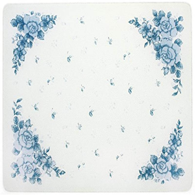 Corelle Blue Velvet 15 X 12 inch Counter Saver Tempered G...