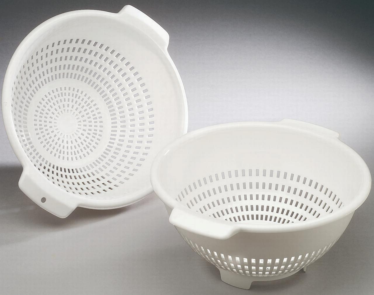 Arrow 189 Colander, 4 qt, White by Arrow Home Products Co