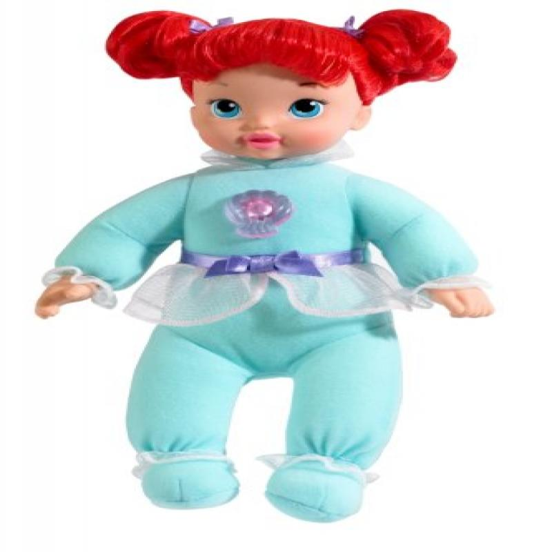Playmates Disney My Baby Princess Hug'n Glow Ariel Doll