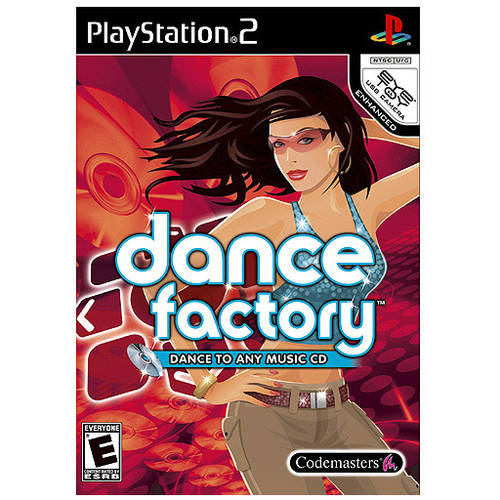 Dance Factory (PS2) - Pre-Owned