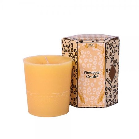 Tyler Votive Fragrance Candle 2 Oz,Pineapple Crush (Tyler Candles Hollywood)