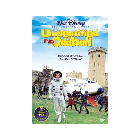 Unidentified Ship - Unidentified Flying Oddball (DVD)