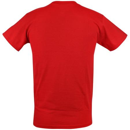 5b023397ec5a26 Nike Air Jordan Jumpman 23 AJ Flight Retro Short Sleeve T-Shirt Gym Red  Cool ...