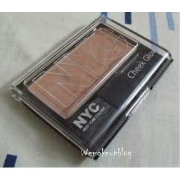 New York Color Nyc Single Pan Blush