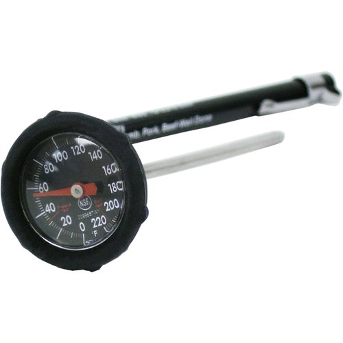 AcuRite Instant Read Meat Thermometer, 00997STW