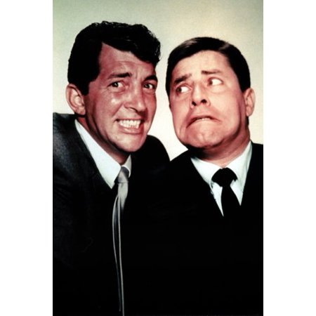 Dean Metal (Dean Martin Jerry Lewis Poster Metal Sign 8inx 12in)