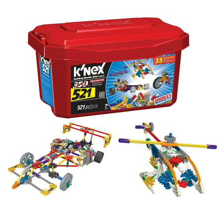 KNEX Imagine 521 Super Value Tub