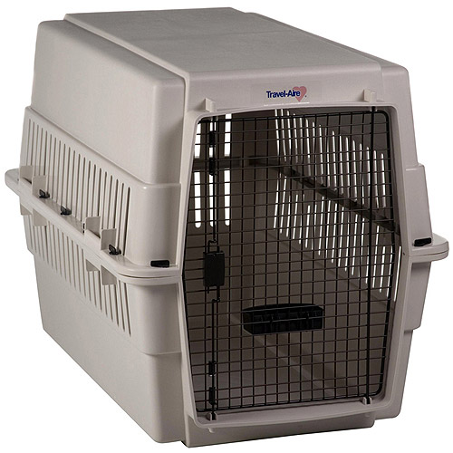 Travel-Aire Plastice Pet Carrier, sizes Intermediate-Large