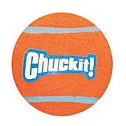 Merde!Balle de Tennis Balle Rebondissante et Flottante pour Chien Orange/Bleu 4 Tailles