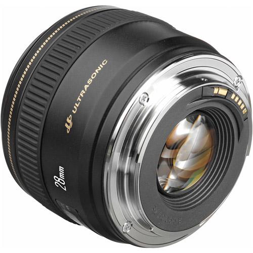 Canon 2510A003 EF 28mm f/1.8 USM Wide-Angle Lens