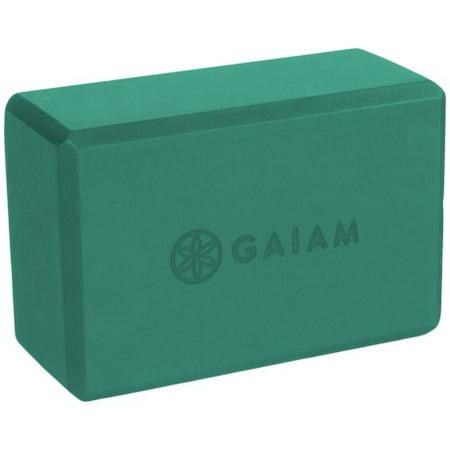 Gaiam Yoga Block (Inflatable Yoga Block)