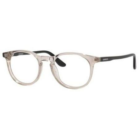 c48cb52df14e CARRERA Eyeglasses 6636/N 0G3D Dove Gray Black 49MM - Walmart.com