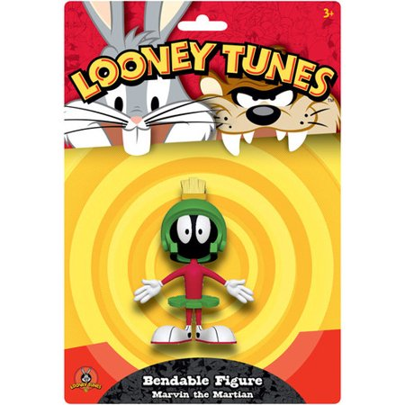 MARVIN THE MARTIAN 6BENDABLE