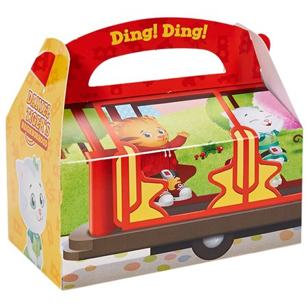 Daniel Tiger'S Neighborhood Party Supplies 12 Pack Favor Box