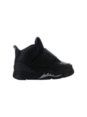 Product Image Kids Air Jordan Son Of Mars TD Black Cat Black Metallic  Silver Anthrac 58efc8a96