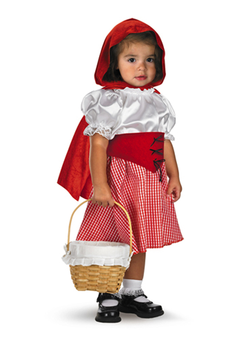 little red riding hood infant halloween costume