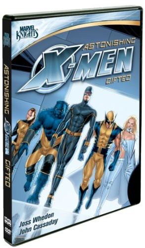 Marvel Knights Astonishing X-Men: Gifted (DVD) by Shout! Factory