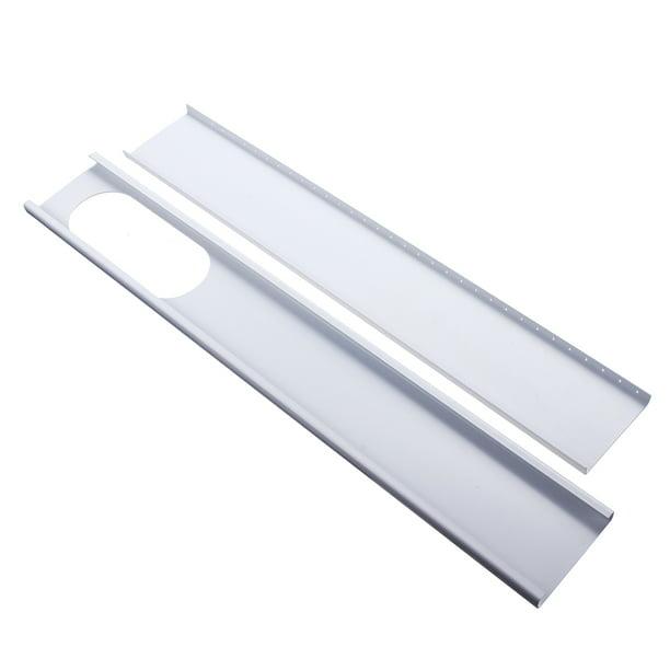 67.5-120cm Portable Air Conditioner Spare Parts Window Slide Window Panel, 13cm Diameter Flat Interface Adaptor
