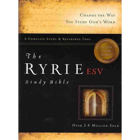 NASB Ryrie Study Bible Review - YouTube