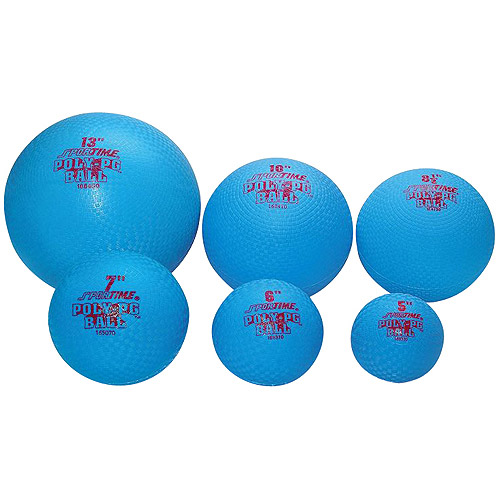 Sportime 6 in Poly-PG Ball