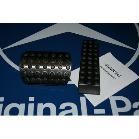 Mercedes Benz S430 Tire - Mercedes Benz AMG Pedal Pads V221 S550 S430 S350 07-12 Accelerator Brake OEM