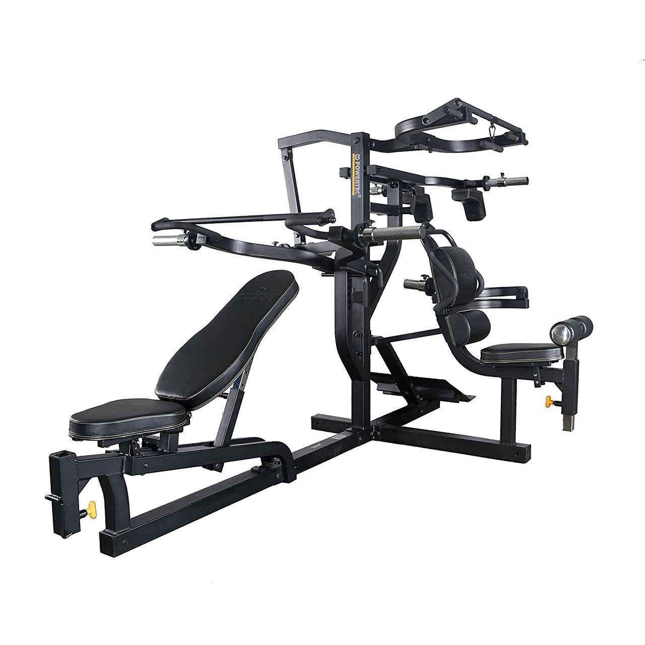 Powertec Workbench Multi System Black by Powertec
