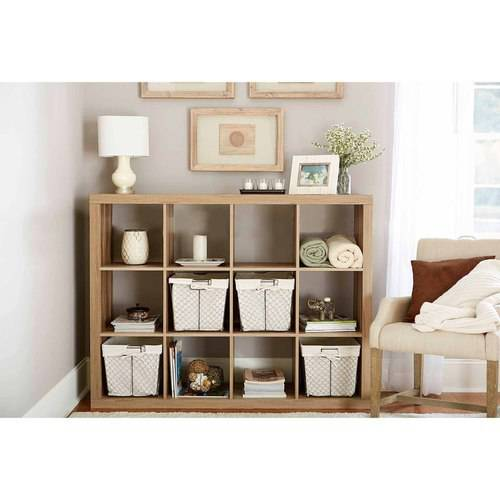 Better Homes And Gardens12 Cube Organizer Multiple Colors