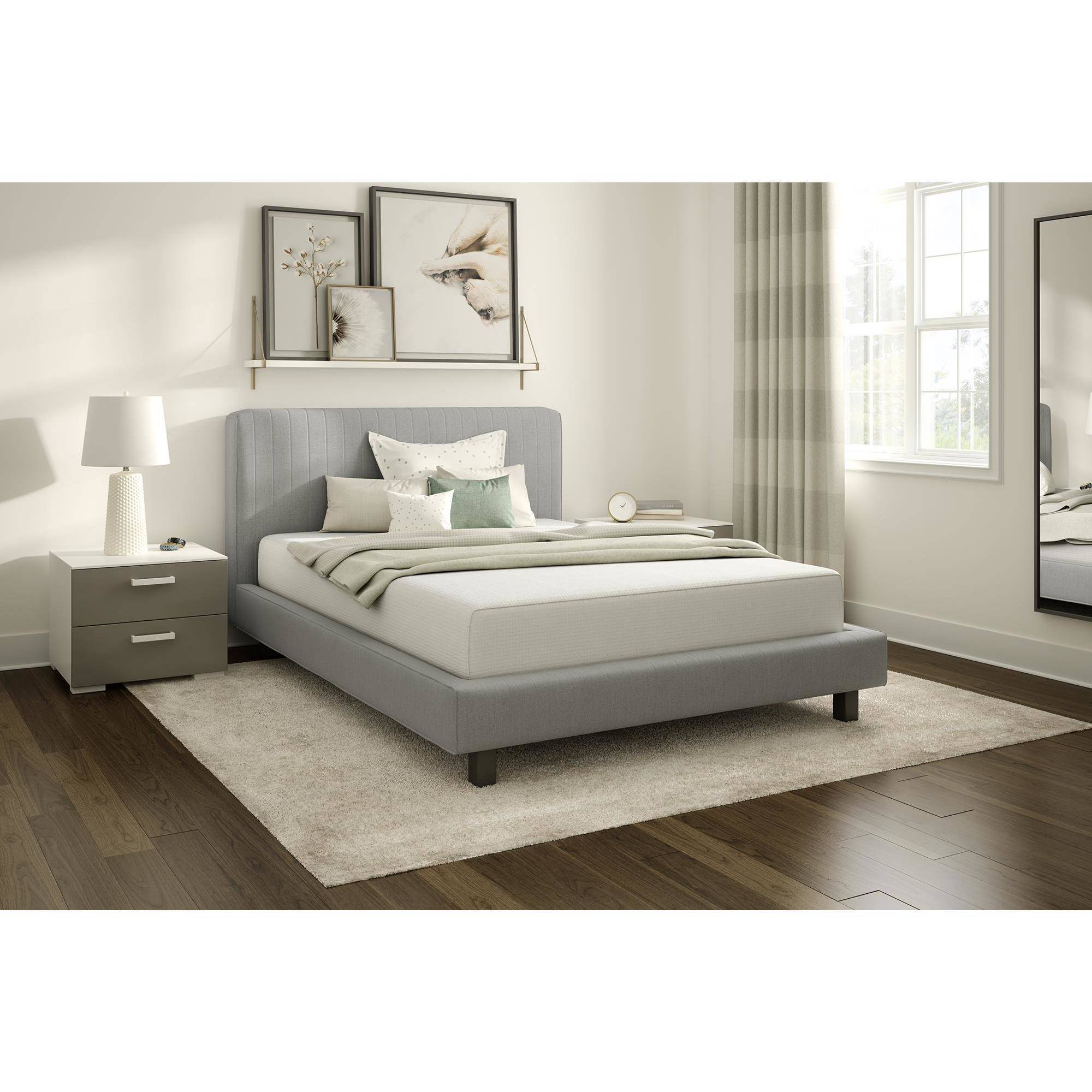 "Signature Sleep Gold CertiPUR-US Inspire 10"" Memory Foam Mattress, Multiple Sizes"