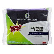 Scotch-Brite Sponges Extreme Scrub - 2 PK, 2.0 PACK