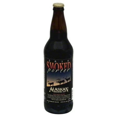 Image of Alaskan Smoked Porter, 22 fl oz