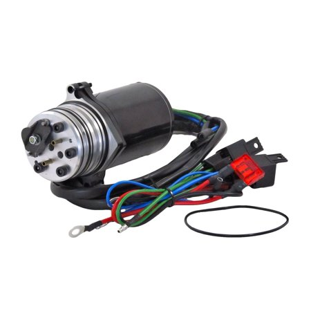 POWER TILT & TRIM MOTOR FITS MERCURY 99186 99186-1 99186T PT475N PT475TN PT475TN-2 6278 99186 99186-1 (Boat Tilt Trim)