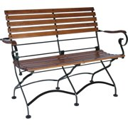 Grand Cafe 2-Seat Folding Bench