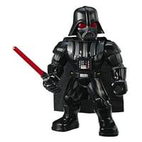 Star Wars Galactic Heroes Mega Mighties Darth Vader with Lightsaber