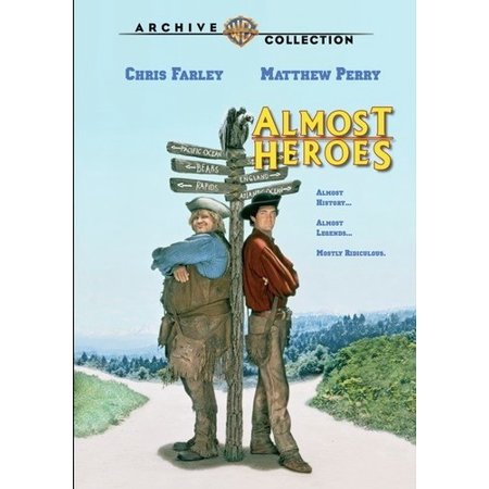 Almost Heroes (DVD)