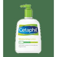 Cetaphil Moisturizing Lotion for All Skin Types, Fragrance-Free, 20 fl. Oz.