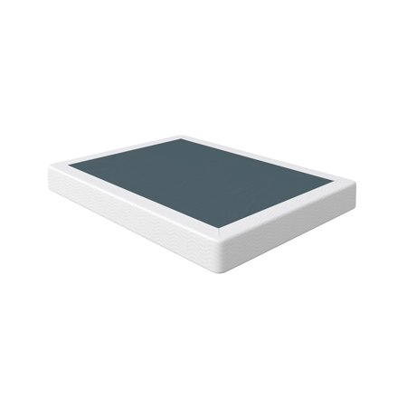 Queen Size Frame Foldable Signature Sleep Ultra Steel Mattress Foundation with Jacquard Cover