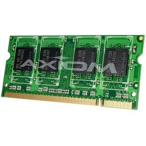 Axion 517577-001-AX Axiom 2GB DDR2 SDRAM Memory Module - 2GB (1 x 2GB) - 533MHz DDR2-533/PC2-4200 - Non-ECC - DDR2 SDRAM - 200-pin SoDIMM