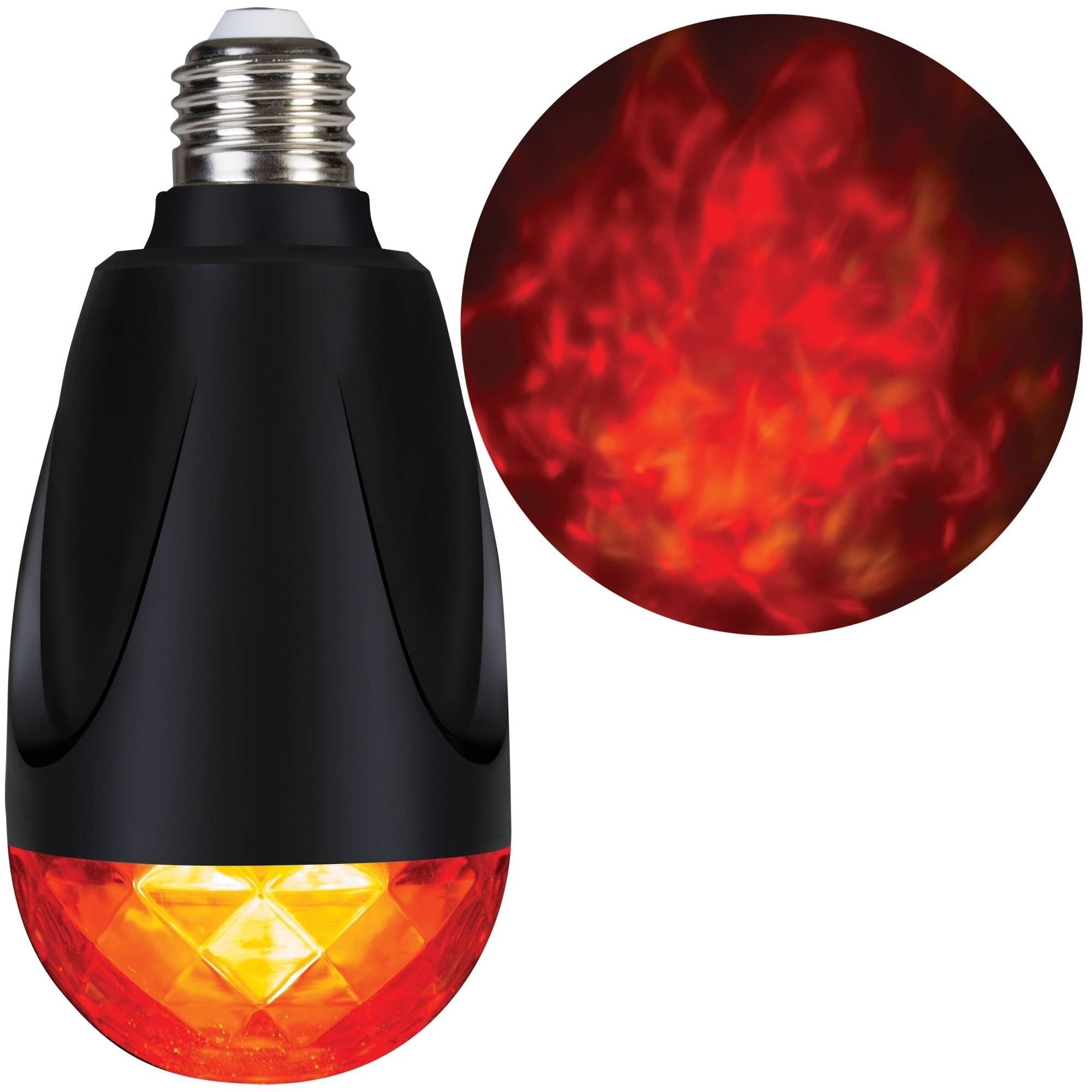 Generic Fire Ice Light Bulb Halloween Decoration