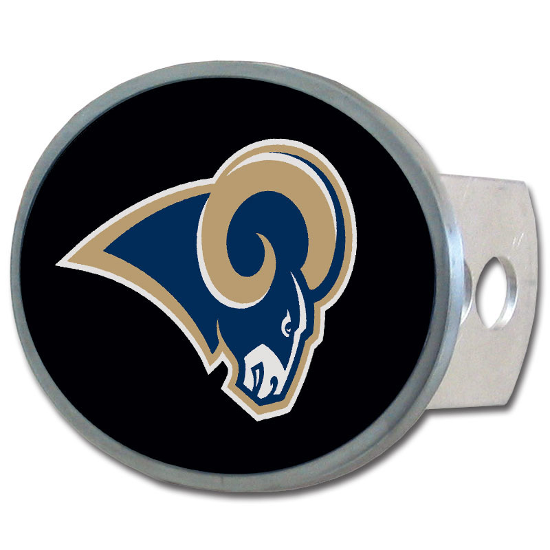 NFL Hitch Cover - St. Louis Rams