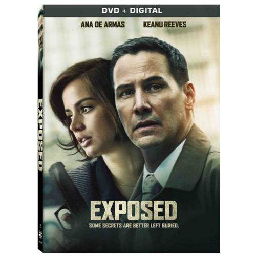 Exposed (DVD   Digital Copy) (With INSTAWATCH)