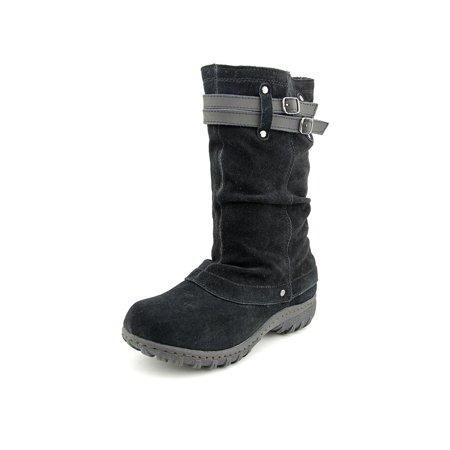 Khombu Mallory Womens Round Toe Snow Boots