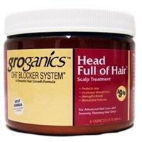 Groganics Head Full Of Hair, 6 Oz