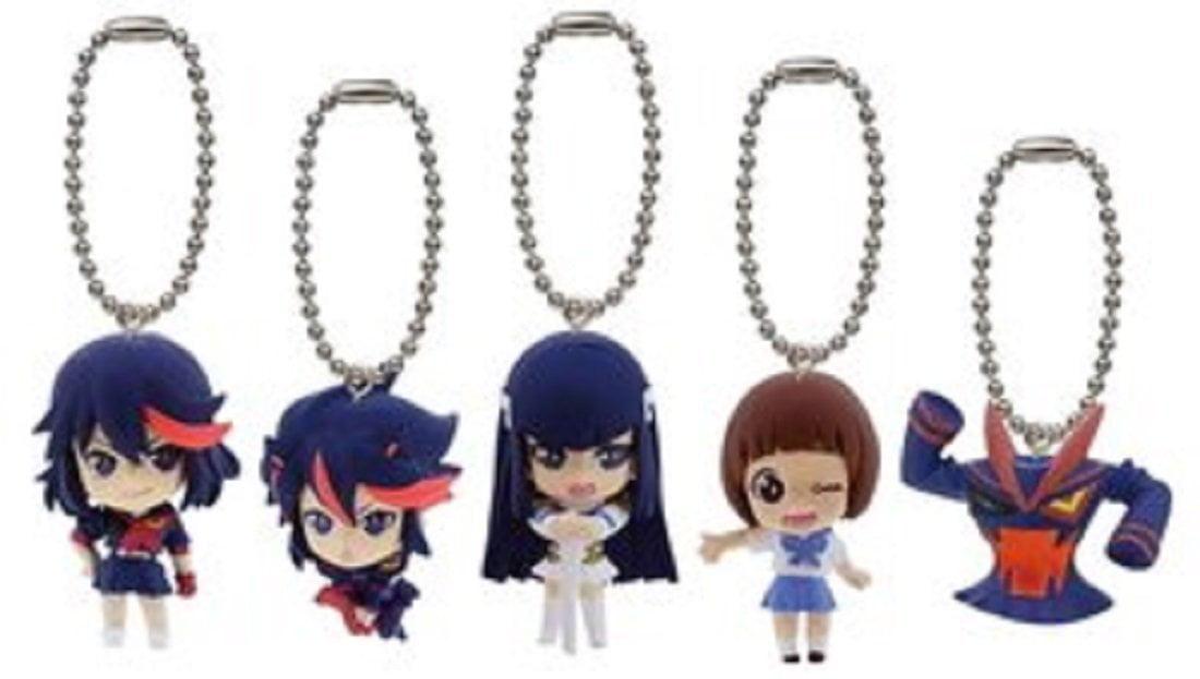 Kill La Kill Senketsu Mascot Licensed Key Chain NEW