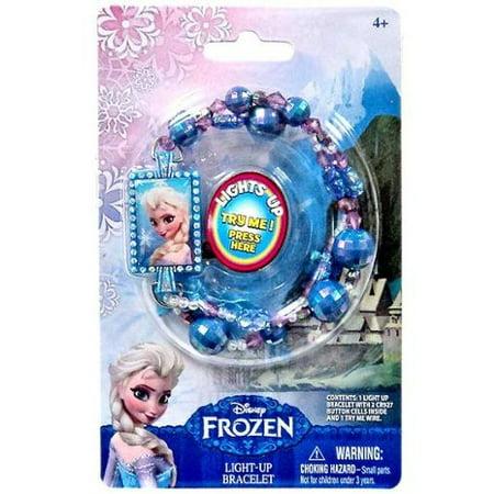 Disney's Frozen Light-Up Bead Bracelet: