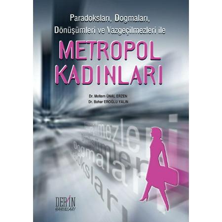 Metropol Kadınları - eBook