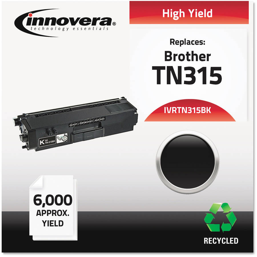 Innovera Remanufactured TN315BK Black Toner Cartridge